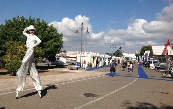 Fiera del Mare 2020 a Taranto? Sì per Borraccino