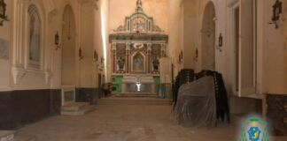 Massafra - santuario della Madonna di tutte le Grazie