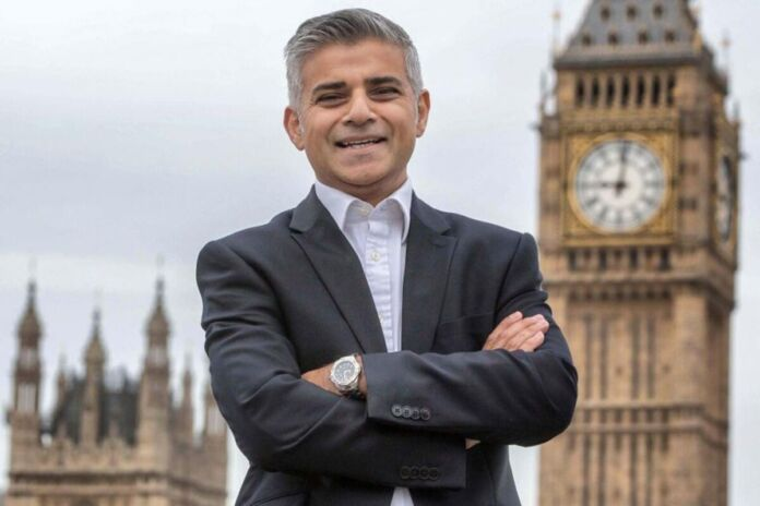 Sadiq Khan - Londra