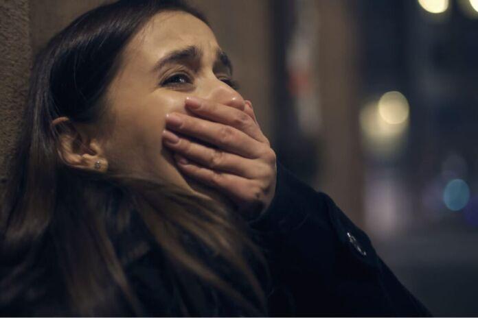 aggressione donna a taranto