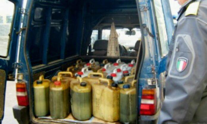 Laterza: arrestati trafficanti di gasolio