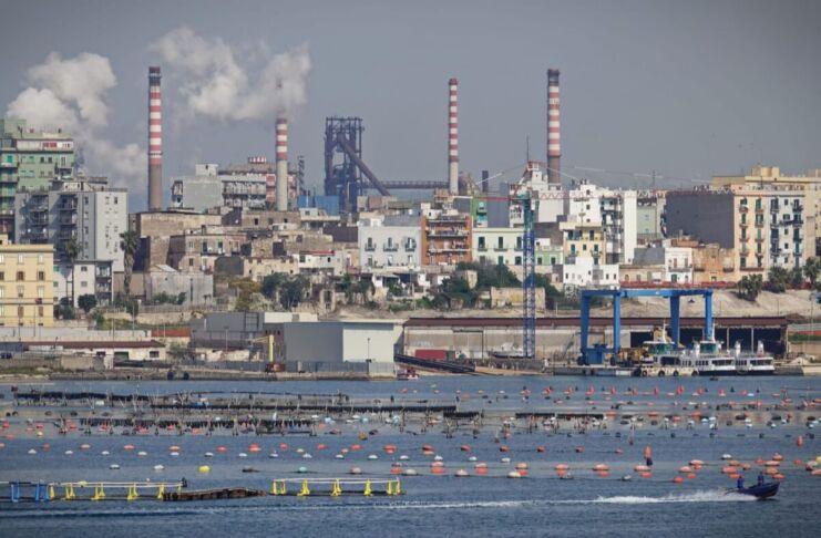 tamburi inquinamento Peacelink Taranto