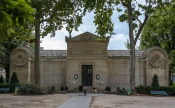Chapelle Expiatoire Parigi