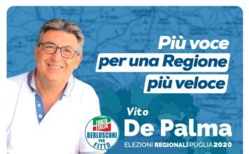 Ginosa - De Palma alle regionali
