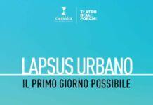 Lapsus urbano - il primo giorno possibile