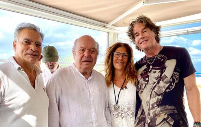 Ronn Moss Lino Banfi Puglia