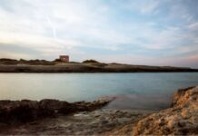 Spiagga Torre Pozzelle