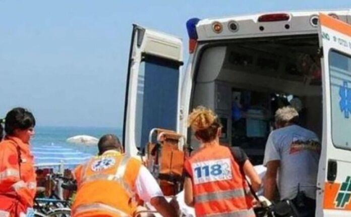 Chiatona: trovato uomo morto in mare
