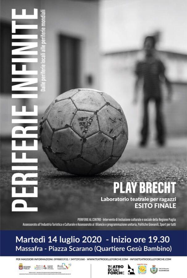 Play Brecht Massafra