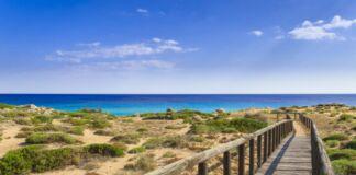 Maruggio spiaggia accesso in spiaggia per disabili
