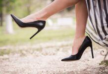 scarpe tacco alto moda