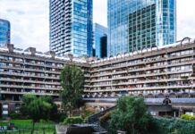 Barbican conservatory di Londra