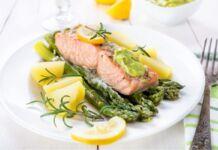 Ricetta Asparagi e Salmone