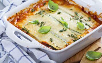 Ricetta Lasagne di Zucchine