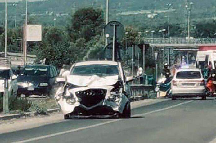 incidente mortale appia massafra