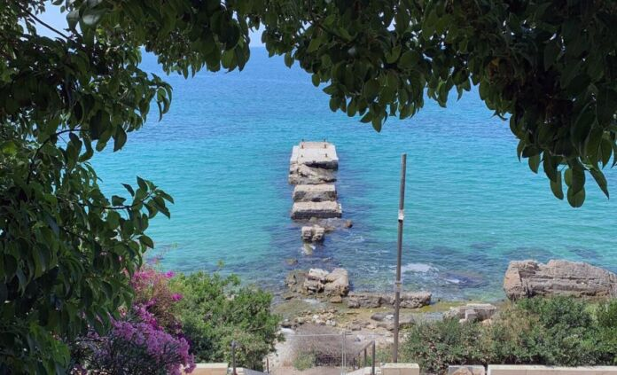 pontile rota Taranto