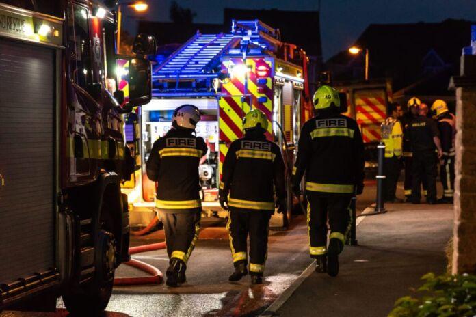 Mottola: incendio divampa in un'azienda di San Basilio