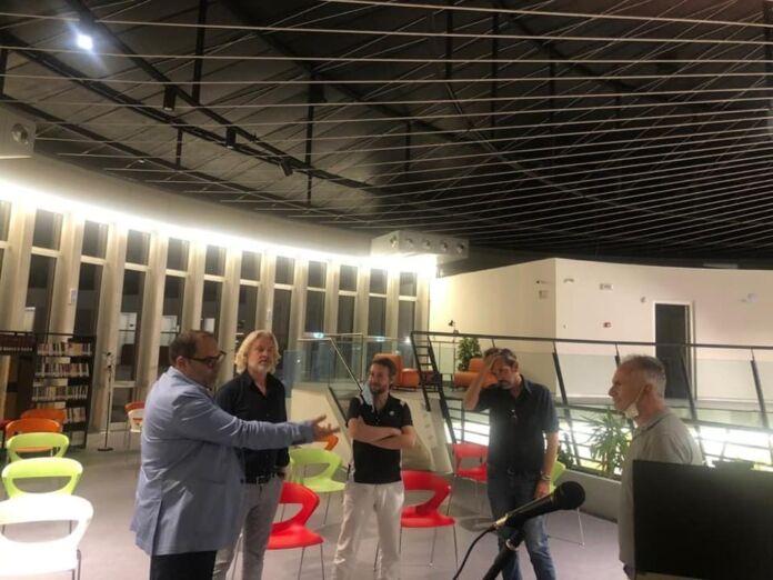 Biblioteca Acclavio - Taranto
