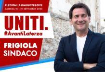 Franco Frigiola nuovo sindaco di Laterza