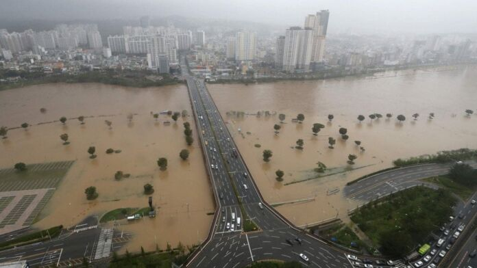 Haishen tifone
