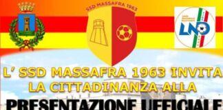 Presentazione squadra SSD Massafra 1963
