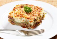 Ricetta Lasagne Verdi