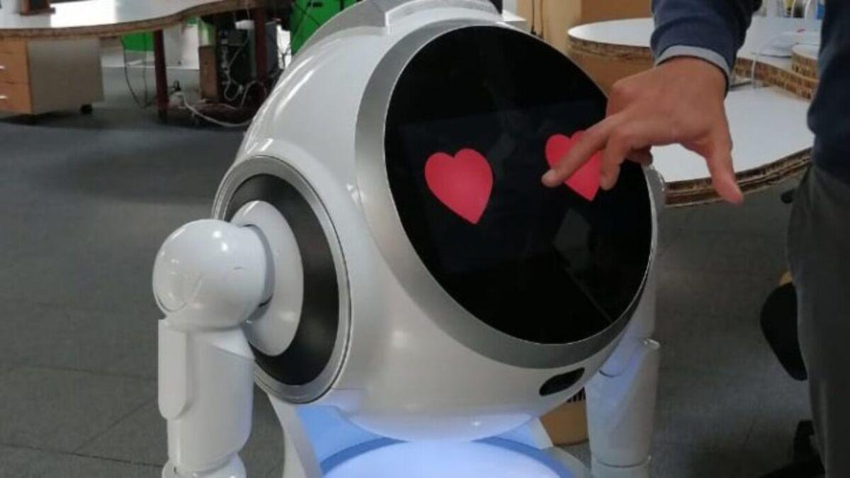 Aphel robot Taranto