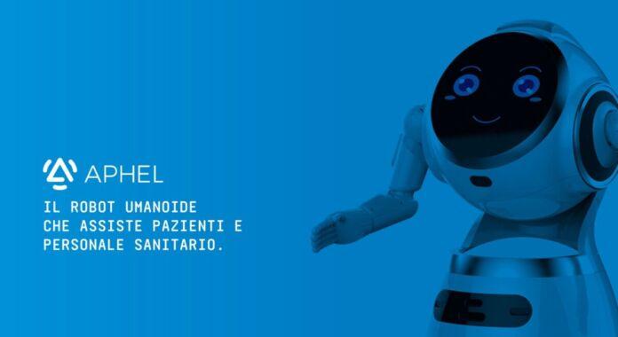 aphel robot umanoide taranto