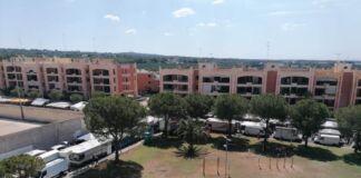 area mercatale di Massafra