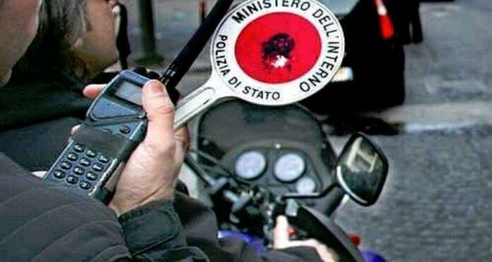 falchi polizia di stato
