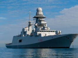 fregata Margottini Taranto