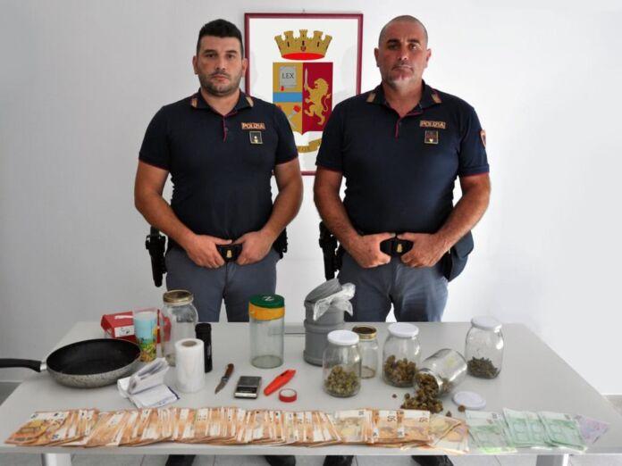 gemelli denunciati detenzione spaccio stupefacenti