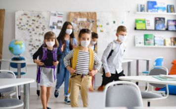 Martina Franca: ordinanza anti-covid per la scuola