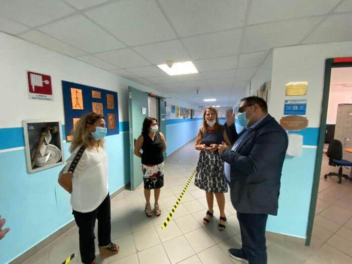 Taranto, Melucci: messaggio di auguri per il rientro a scuola
