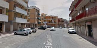 via rossini Massafra