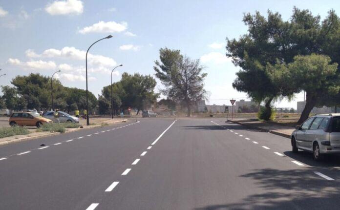 Viale XXV aprile a Paolo VI - Taranto