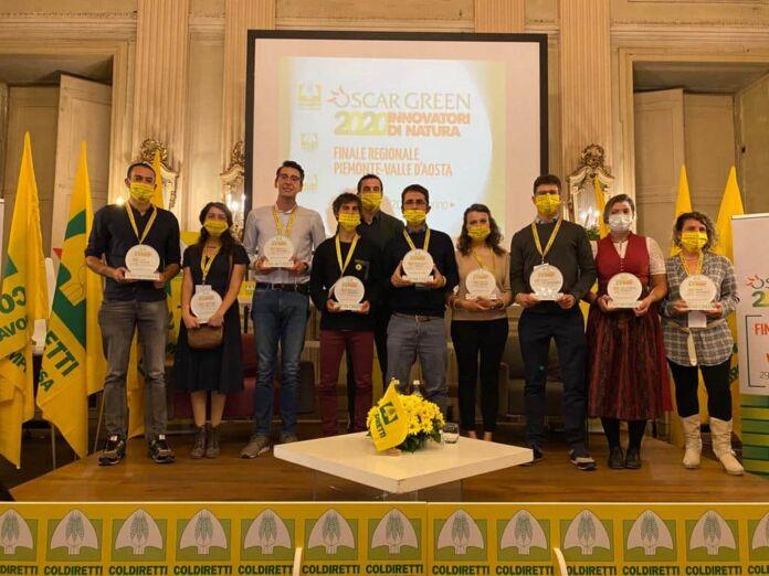 Oscar Green Puglia 2020 premiati