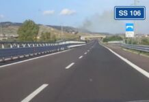 Taranto: intesa lavori sicurezza SS 106 Jonica