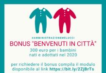 """116 beneficiari bonus """"Benvenuti in Città"""" del Comune di Taranto"""