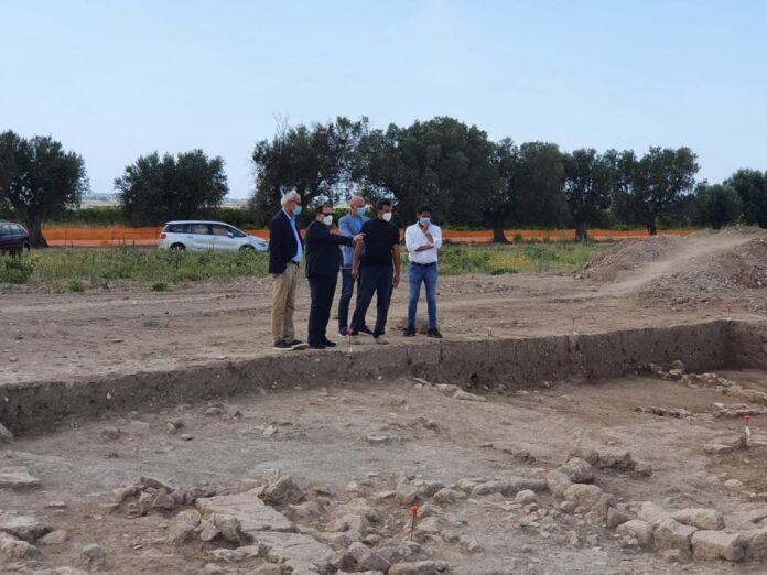 Taranto: trovati reperti archeologici durante i lavori per l'Ospedale San Cataldo