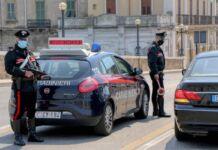 carabinieri Taranto gambizzato 30enne