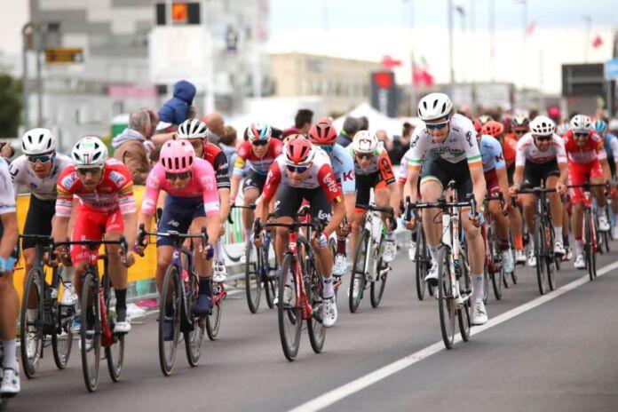 Castellaneta: Giro d'italia