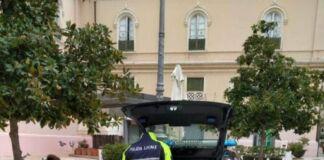 Taranto: controlli della Polizia sull'uso dei monopattini elettrici