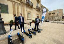 Taranto: presentato il servizio di monopattini elettrici di BIT Mobility