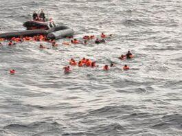 Naufragio imbarcazioni libiche