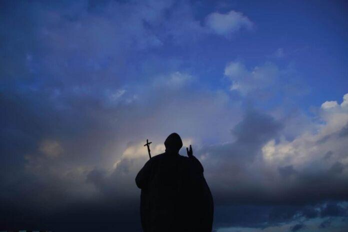 Papa Giovanni Paolo II stele