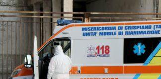 Volontari 118 di Taranto sono allo stremo