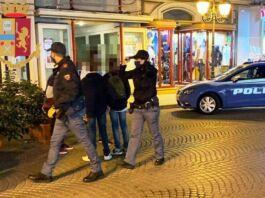 Polizia di Stato: chiuso un circolo privato a Taranto