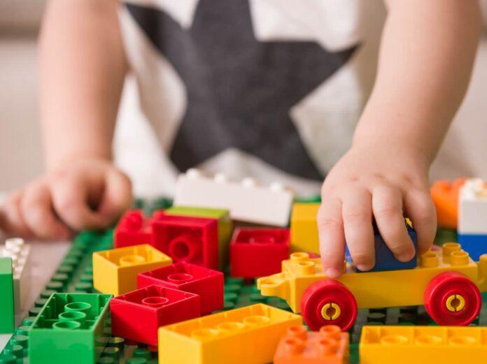 Taranto, Fabiano Marti: Lego in dono ai bambini meno fortunati