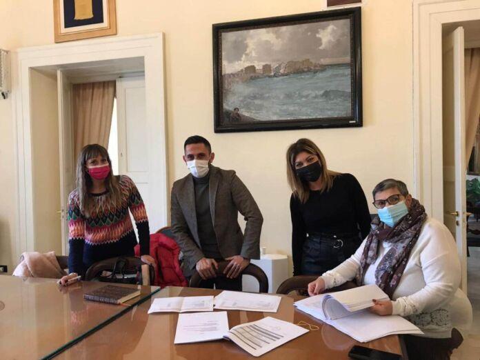 iniziativa solidale del comune di taranto